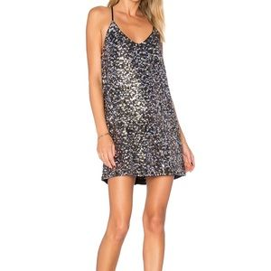 Kendall and Kylie Sequin Dress size XS